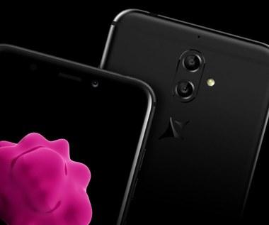 Allview prezentuje smartfon z podwójnym aparatem