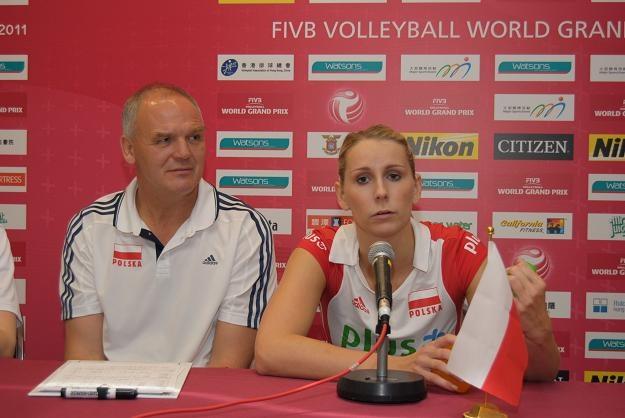 Alojzy Świderek i Milena Radecka /www.fivb.org