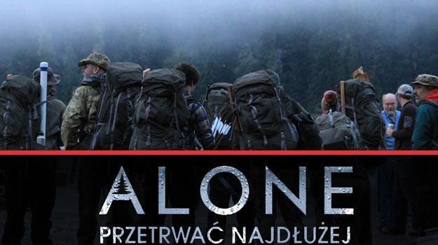 """""""Alone: Przetrwać najdłużej"""" oglądać bęziemy mogli równocześnie z amerykańskimi widzami /materiały prasowe"""