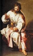Alonso Cano, Św. Jan Ewangelista, 1636 /Encyklopedia Internautica