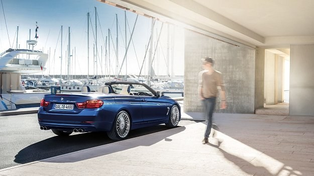 Alpina B4 Bi-Turbo Cabrio /Alpina