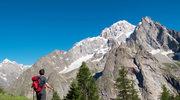 Alpy - wysokie szczyty, piargi, hale i malownicze jeziora
