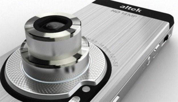 Altek Leo - telefon z aparatem o rozdzielczości 14 megapikseli /materiały prasowe