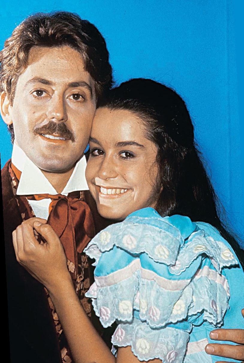Alvaro, grany przez Edwina Luisiego, był jednym z wielu wielbicieli Isaury /Świat Seriali
