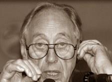 """Alvin Toffler nie żyje. Autor """"Szoku przyszłości"""" miał 87 lat"""