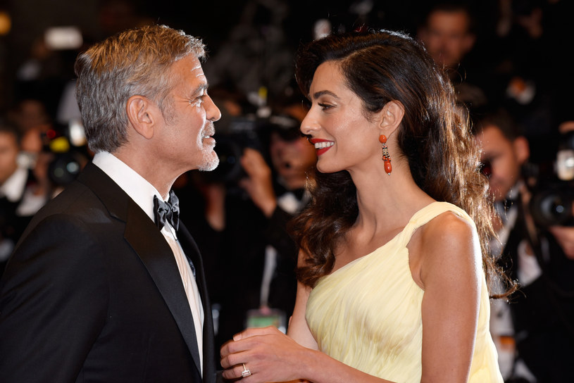 Amal i George Clooney /Getty Images