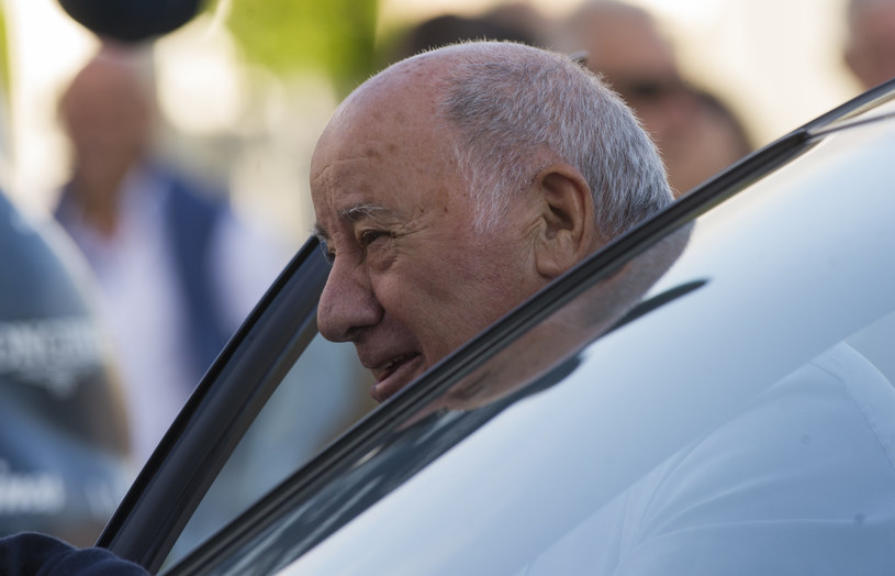 Amancio Ortega /AFP