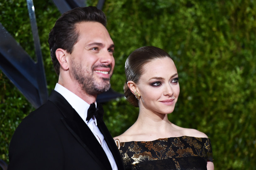 Amanda Seyfried i Thomas Sadoski /Getty Images