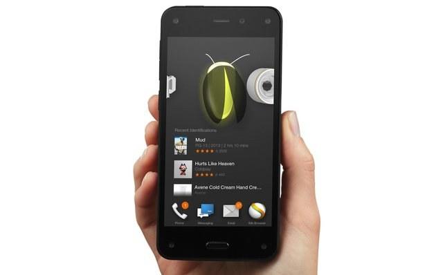 Amazon Fire Phone /materiały prasowe