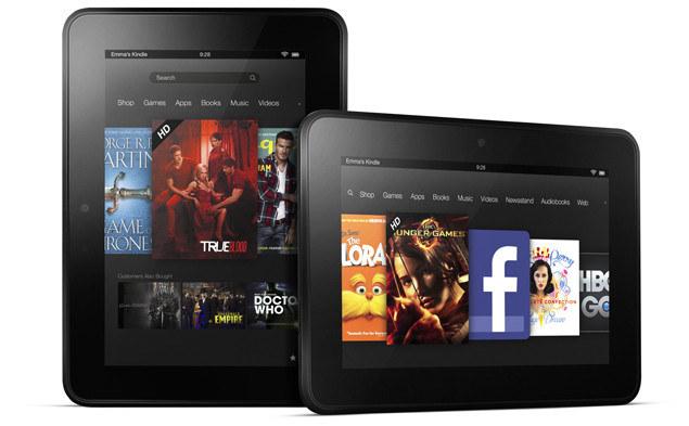 Amazon Kindle Fire HD /materiały prasowe