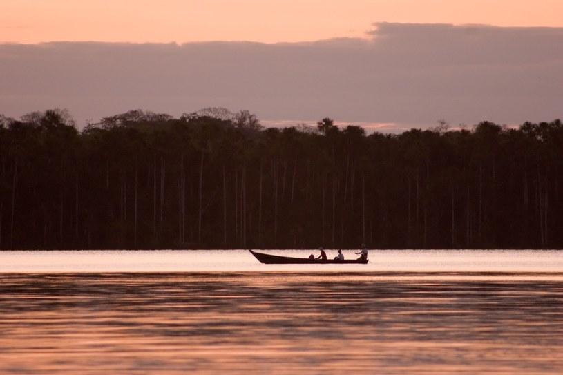Amazonia skrywa wiele mrocznych tajemnic /©123RF/PICSEL