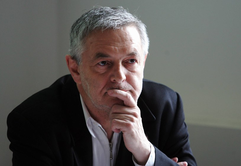 Ambasador Jan Piekło /Wojciech Olkuśnik /