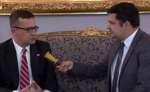 Ambasador RP w Waszyngtonie: To będzie dobry rok, a współpraca USA i Polski jeszcze lepsza