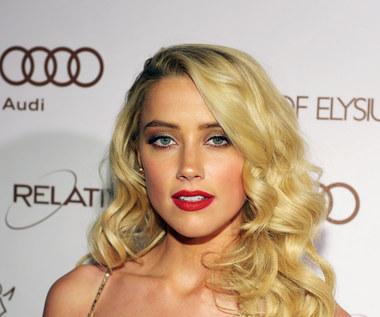 Amber Heard uwodzi Hollywood