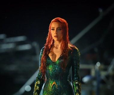 """Amber Heard w filmie """"Aquaman"""" [pierwsze zdjęcie]"""
