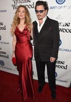 Amber Heard zażądała rozwodu od Johnny'ego Deppa!