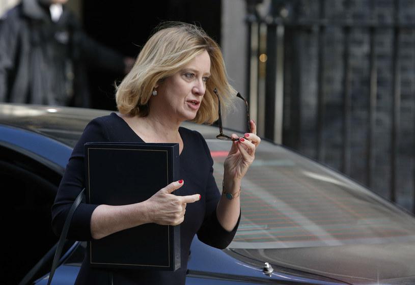 Amber Rudd /AFP