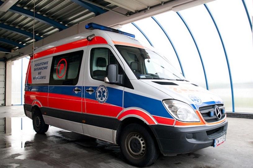 Ambulans bez lekarza /RMF FM