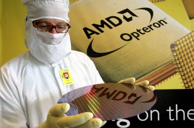AMD chce walczyć z Intelem /AFP