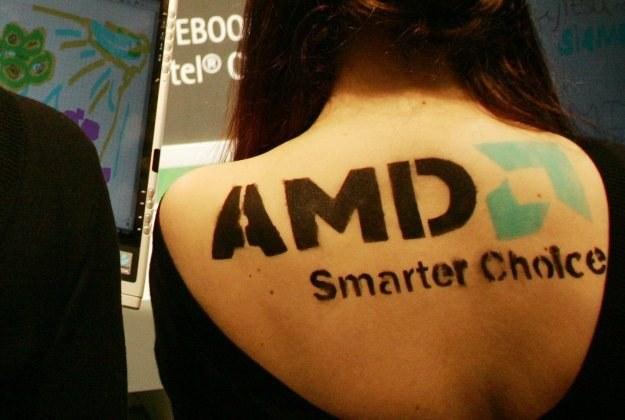 AMD po raz kolejny stawia desktopy /AFP