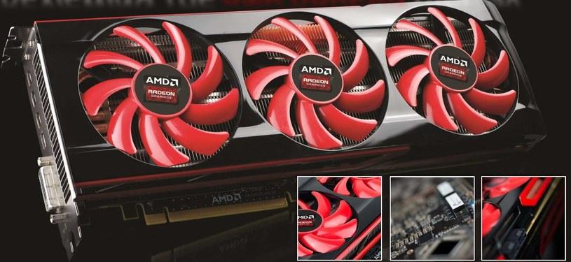 AMD Radeon 7990. Zdjęcie zamieszczone przez serwis ngohq.com /materiały prasowe