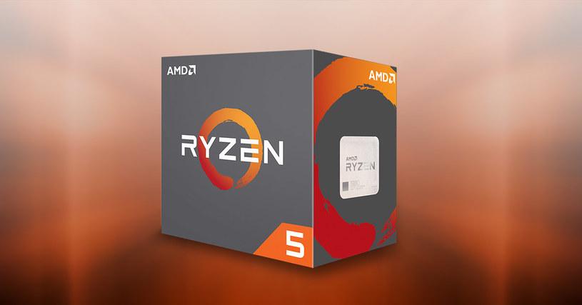 AMD Ryzen 5 /materiały prasowe