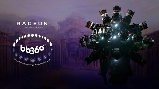 AMD stawia na VR /materiały prasowe
