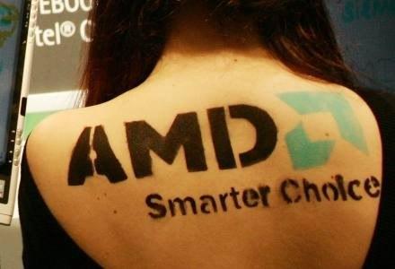 AMD także chce mieć nowe platformy mobilne /AFP