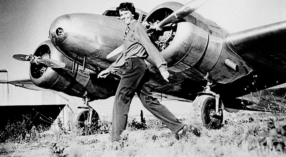 Amelia Earhart na zdjęciu z 1937 roku / PF-(aircraft) / Alamy /PAP/EPA