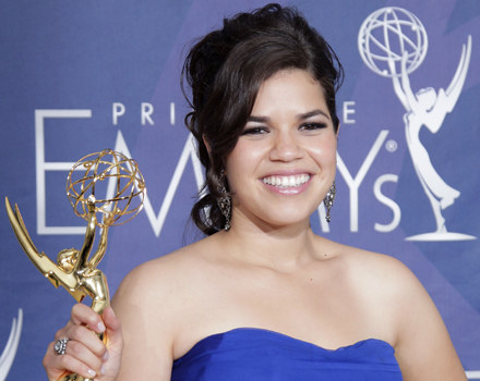 America Ferrera - aktorka amerykańskiej wersji serialu /AFP