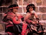 Ameryka Południowa: Indianie andyjscy z Peru /Encyklopedia Internautica