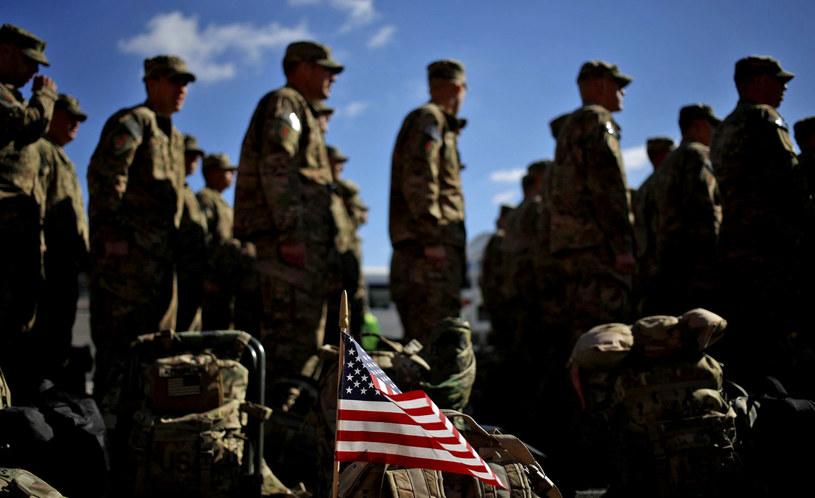 Amerykanie chcą rozmawiać o sprowadzeniu do Polski swoich żołnierzy. /AFP