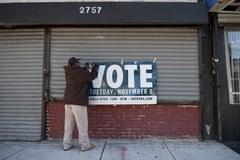Amerykanie głosują. Wybory w USA w obiektywie