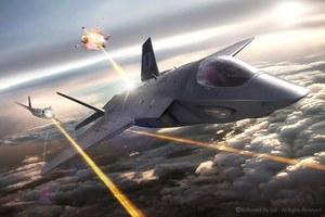 Amerykanie pracują nad działkami laserowymi dla samolotów F-35