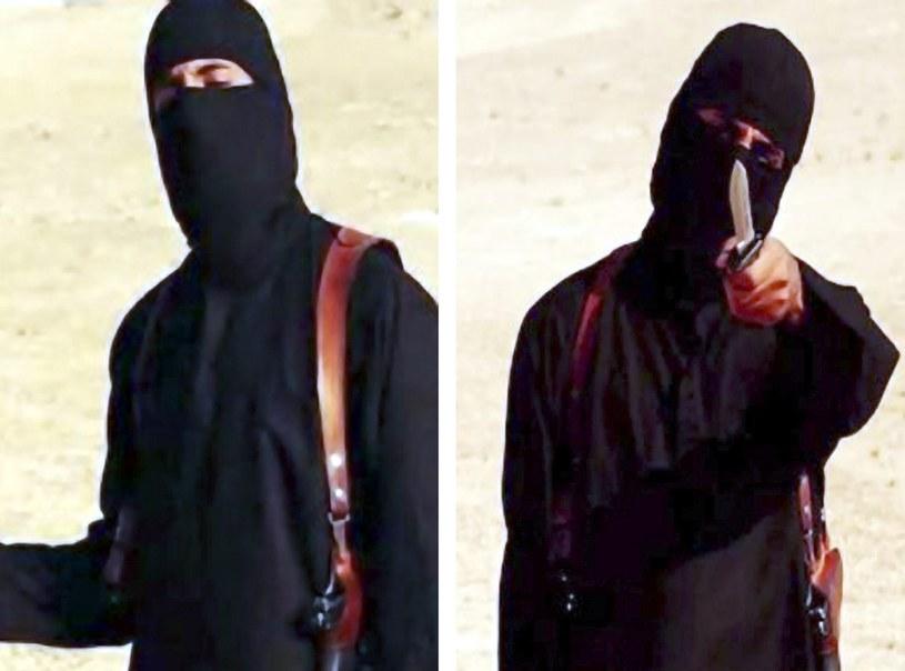 """Amerykanie są przekonani, że zabili znanego bojownika Państwa Islamskiego o pseudonimie """"Jihadi John"""" /PAP/EPA"""