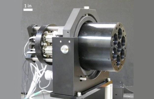 Amerykanie stawiają na lasery /materiały prasowe
