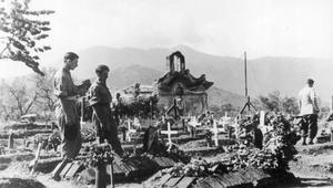 """""""Amerykanie uczą się o bitwie o Monte Cassino"""""""