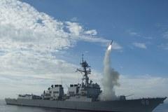 Amerykanie wystrzelili pociski Tomahawk – zobacz zdjęcia