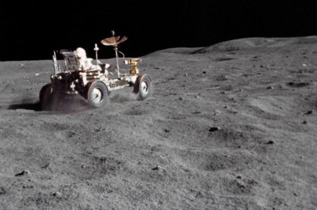 Amerykanie znów wylądują na Księżycu /NASA