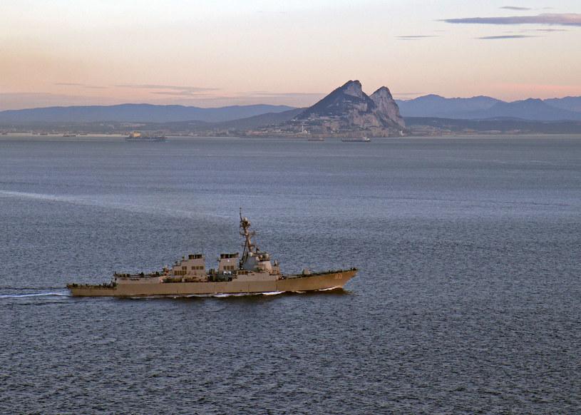 Amerykańscy komandosi zajęli tankowiec płynący z Libii /AFP
