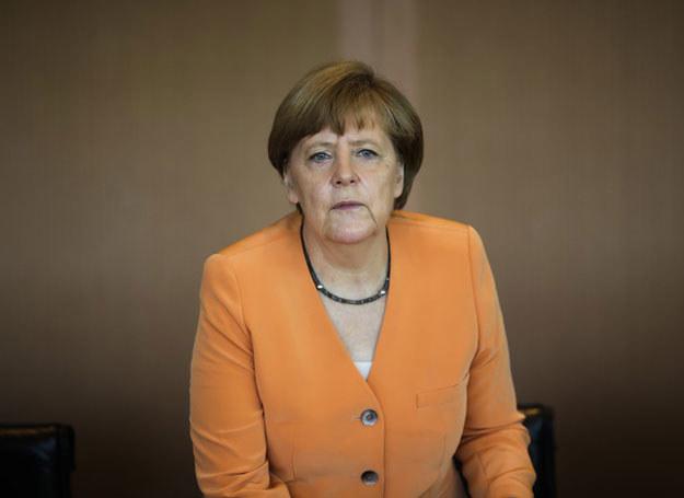 Amerykańska Agencja Bezpieczeństwa Narodowego miała podsłuchiwać m.in. Angelę Merkel /Markus Schreiber /East News