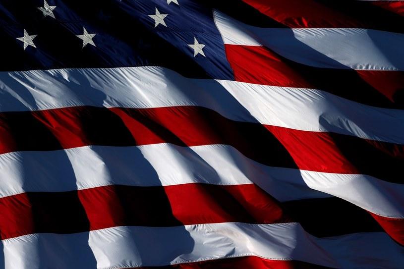 Amerykańska flaga /AFP