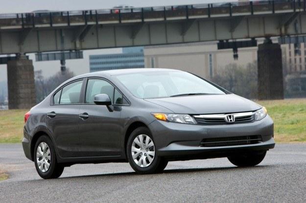 Amerykańska Honda Civic /