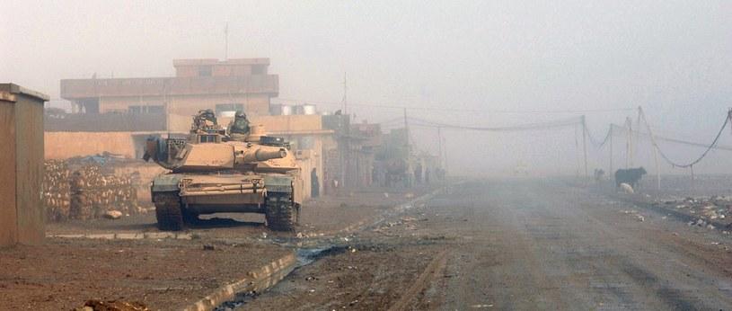 Amerykański Abrams /materiały prasowe