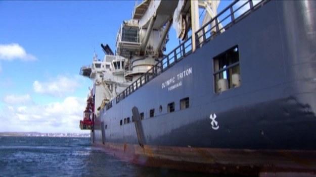 Amerykański dron podwodny poszuka wraku /AFP