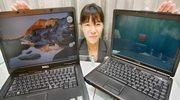 Amerykański laptop w Japonii