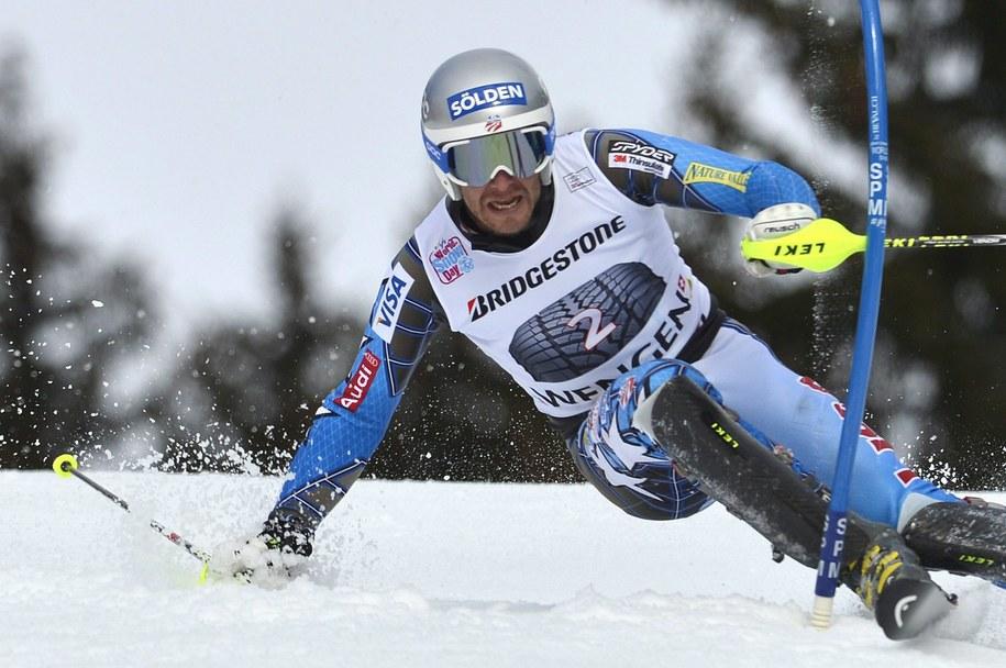 Amerykański narciarz alpejski Bode Miller ma jeszcze coś do udowodnienia /PETER SCHNEIDER /PAP/EPA