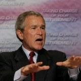 Amerykański prezydent nie został oceniony zbyt wysoko /AFP