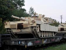 Amerykańskie czołgi w Drawsku