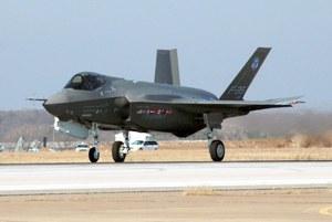 Amerykańskie F-35 w Wielkiej Brytanii